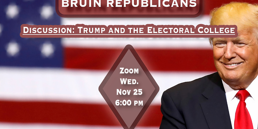 General Meeting: Trump and the Electoral College