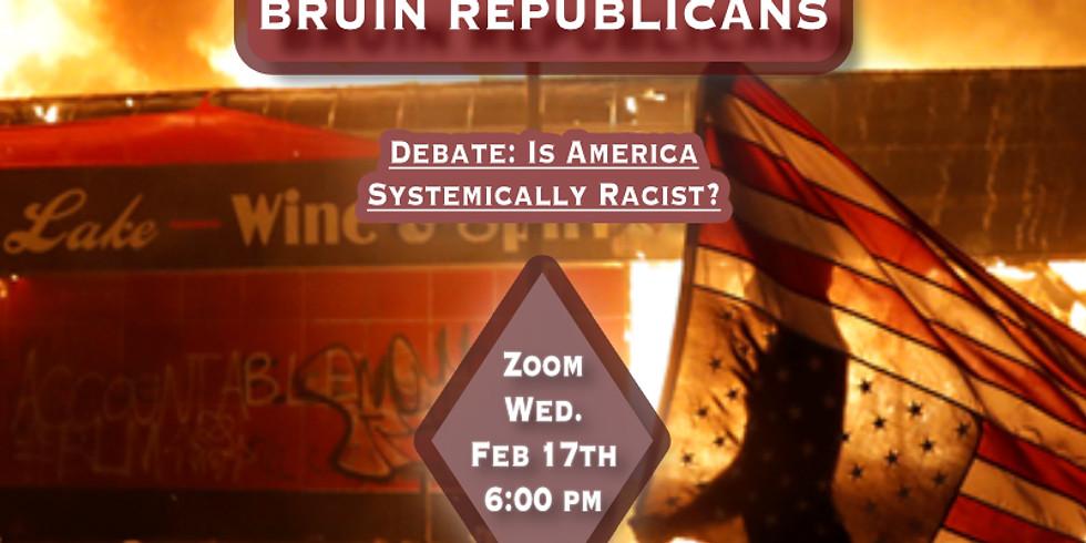 Debate: Is America Systemically Racist?