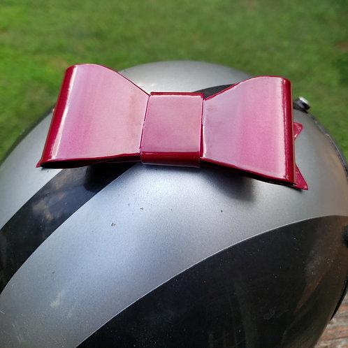 Helmet bow