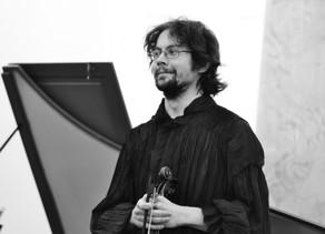 Andrey Penyugin, William Herschel: XXIV Violin Capricci. World Premiere Recording.