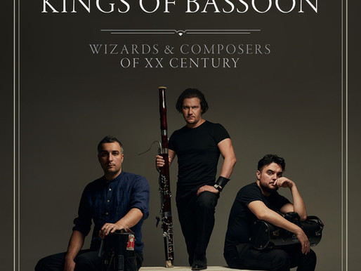 WIZARDS & COMPOSERS OF XX CENTURY BY KINGS-OF-BASSOON