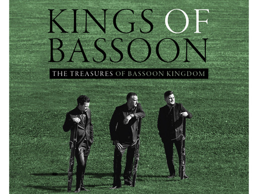 """The Treasures of Bassoon Kingdom"" by Kings of Bassoon."