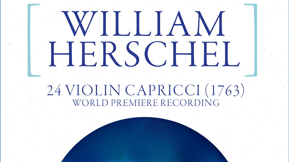 William Herschel: XXIV Violin Capricci