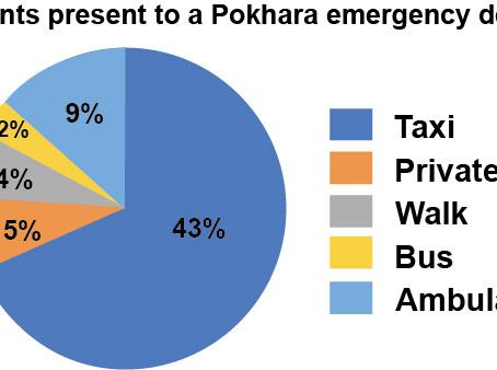Nepal Ambulance Service Saved my life