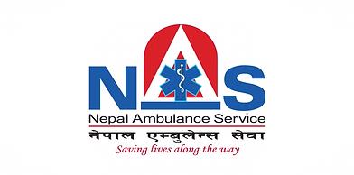 Nepal Ambulance Service logo