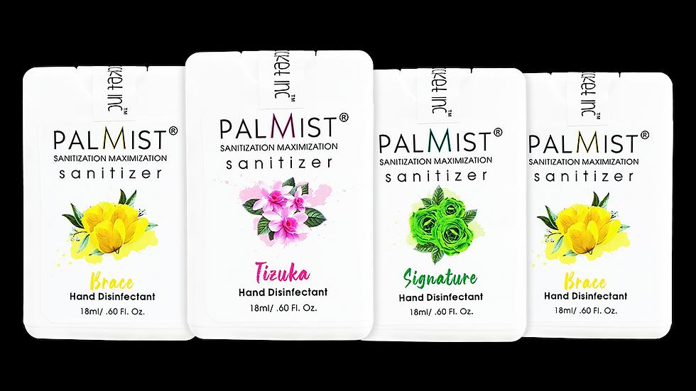 Multi-Fragrance Hand Sanitizer (Pack Any of 4 x 18ml)