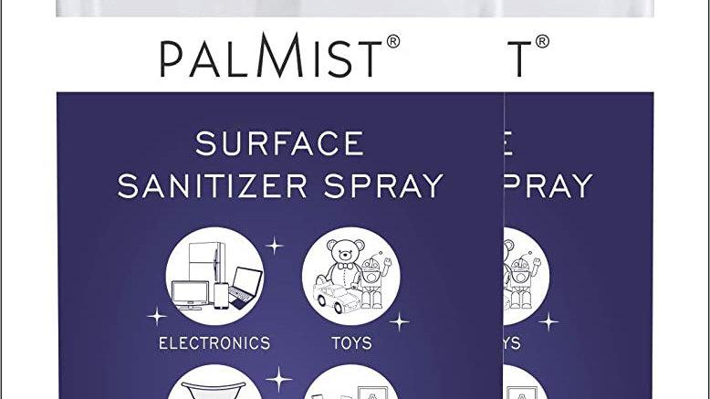 Palmist Surface Sanitizer Spray 500ml(Pack of 2) Combo