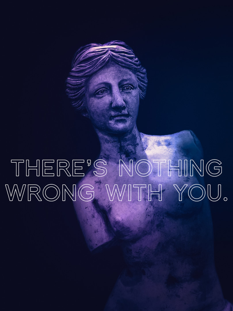 There's Nothing Wrong.