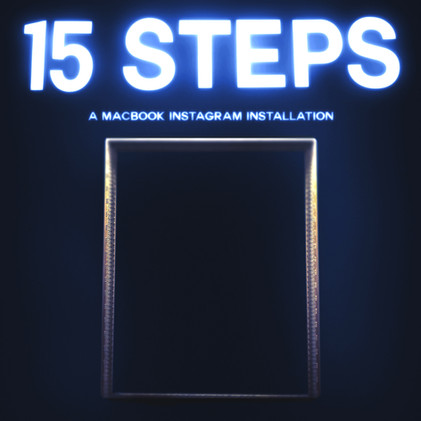 15 Steps Poster