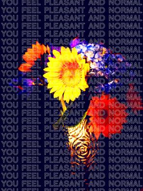 You Feel Pleasant...