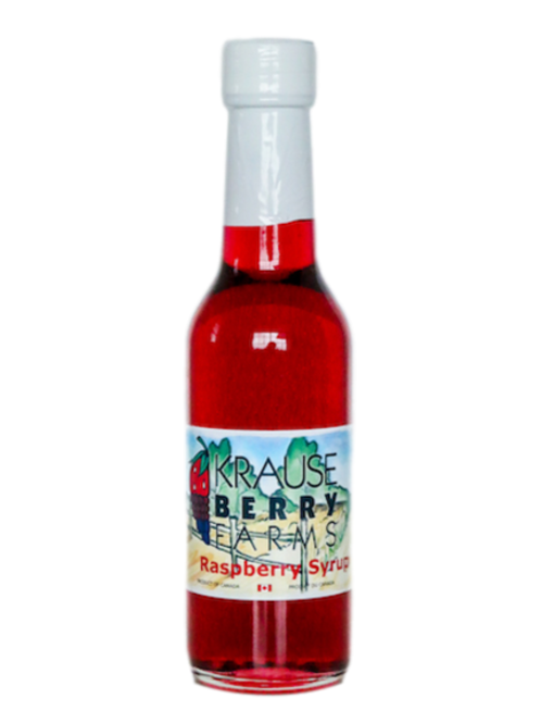 Raspberry Syrup (147ml)