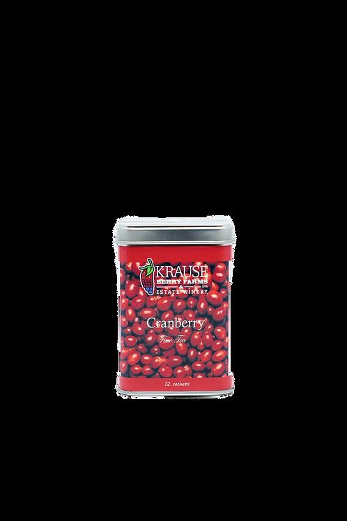 Cranberry Fine Tea (12 sachets)