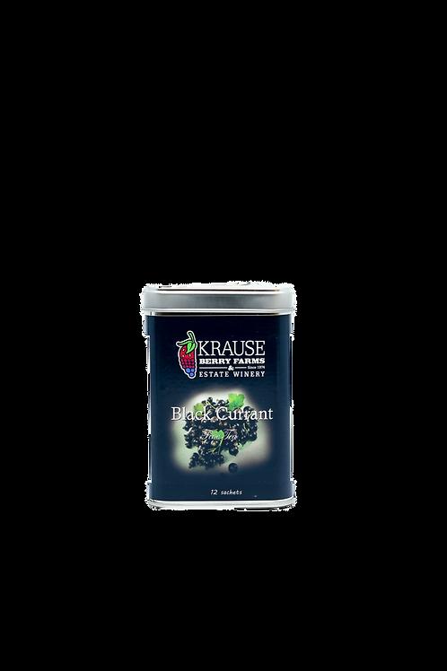 Black Currant Fine Tea (12 sachets)