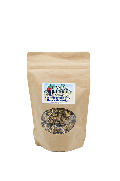 Farmer's Healthy Berry Granola 8oz