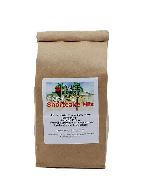 Shortcake Mix, Small 1lb