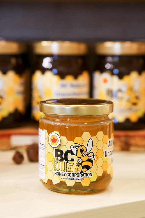 BC Buzz honey 340g