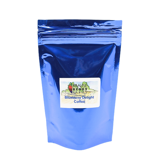 Blueberry Delight Coffee Small