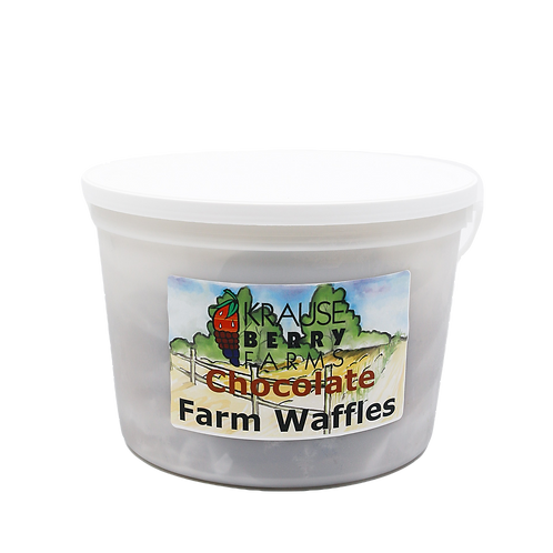 Frozen Chocolate Farms Waffles (4)