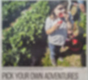 Krause Berry Farms in the Vancouver Sun