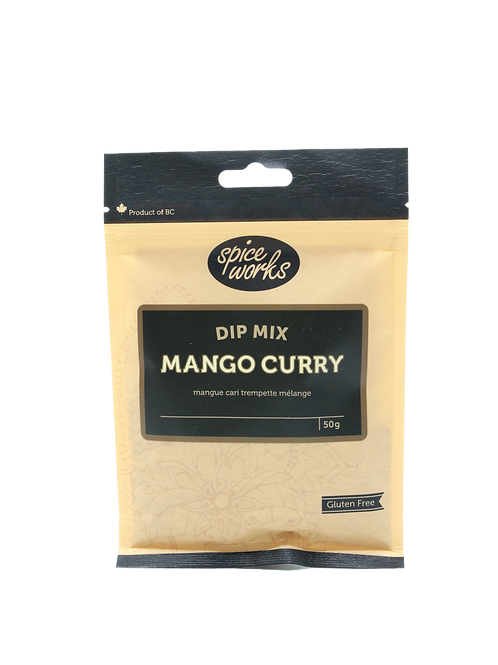 Spice Works Mango Curry Dip Mix