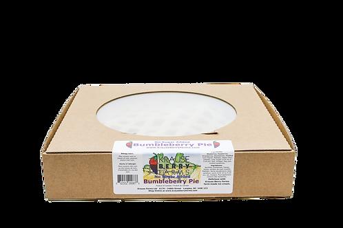 Bumbleberry Pie (No Sugar Added)