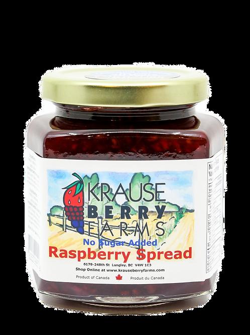 Raspberry Spread (No Sugar Added) (L)