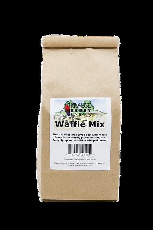 Waffle Mix (dry)