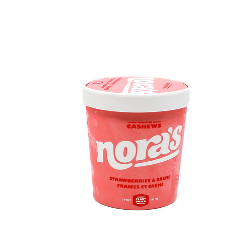 Nora's Strawberries & Cream V GF