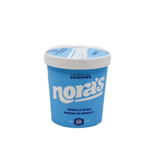 Nora's Vanilla Bean Ice Cream V GF
