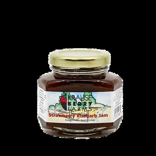 Strawberry Rhubarb Jam (S)