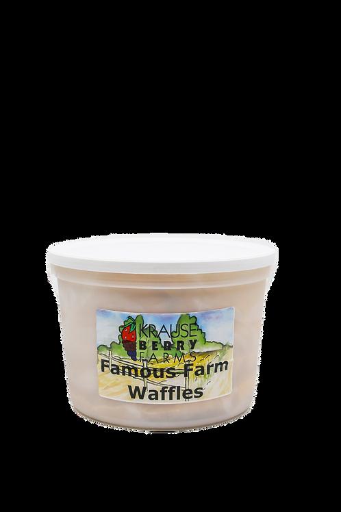 Frozen Famous Farms Waffles (5)