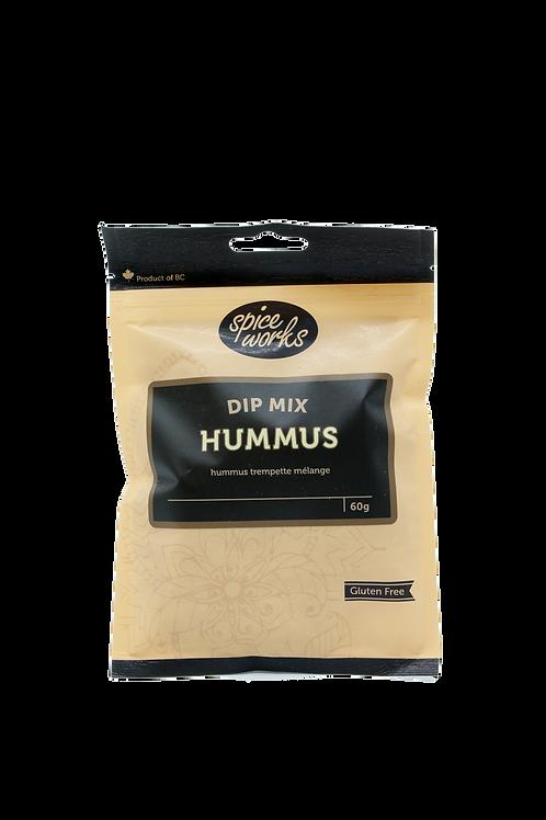 Spice Works Hummus Dip Mix
