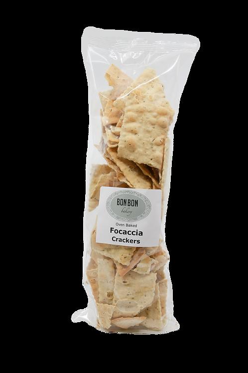 Bon Bon Focaccia Crackers