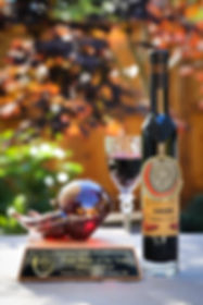 Krause Berry Farms Estate Winery Wine Tasting Experience Award winning wines