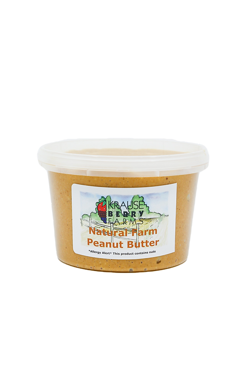 Natural Peanut Butter 500ml