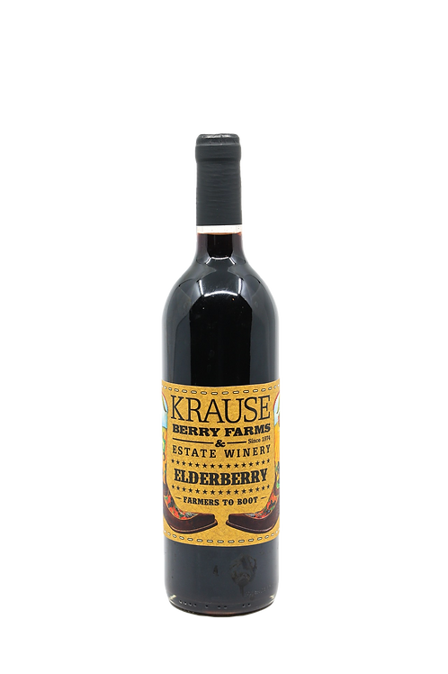 Elderberry Wine (Reserve) 750ml