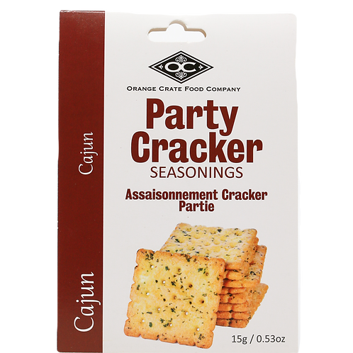Party Cracker Seasoning Cajun