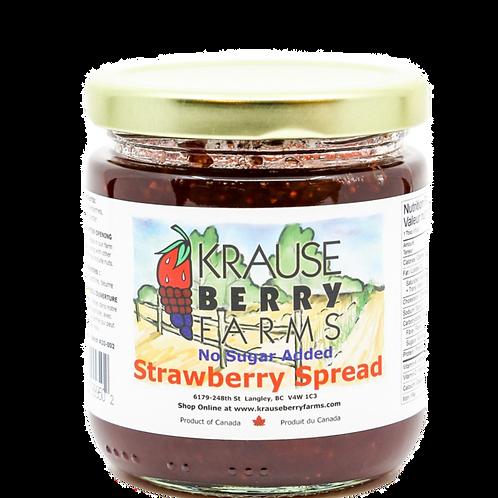 Strawberry Spread (No Sugar Added) (L)