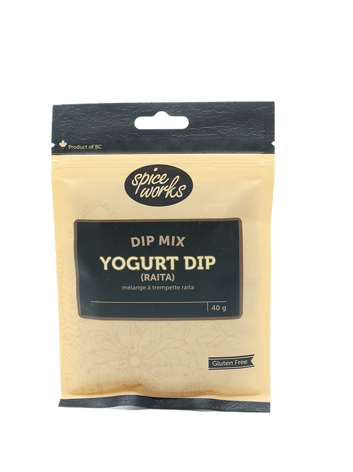 Spice Works Yogurt Dip Mix