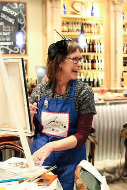 art classes, cooking school, learn to paint, learn to cook, Krause Berry Farms classes