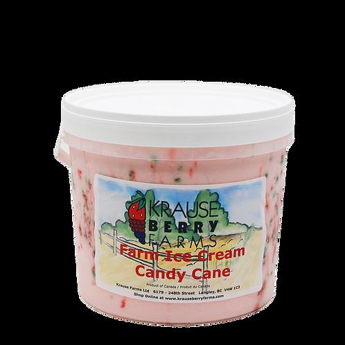 Candy Cane Ice Cream