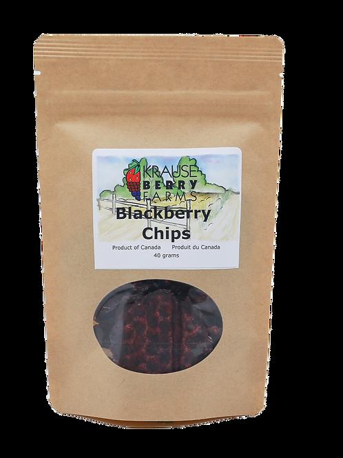 Blackberry Chips