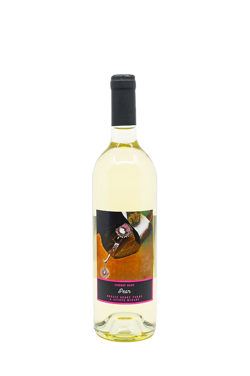 Pear Wine 750ml