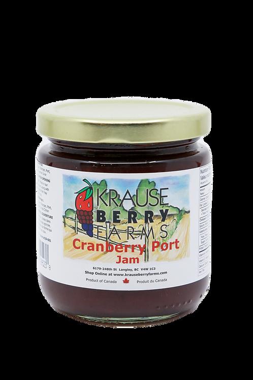 Cranberry Port Jam