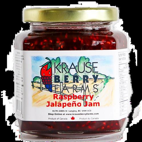 Raspberry Jalapeno Jam (L)
