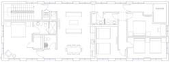 Louis XIV Suite floor plan