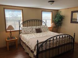 Grey House Master Bedroom