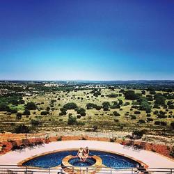 Pool at the Arc de Texas