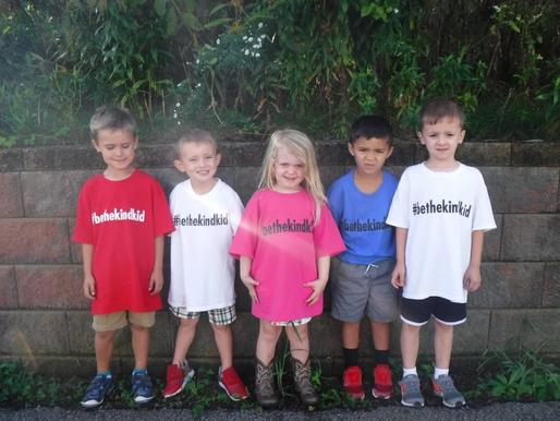 #bethekindkid Shirt Sales