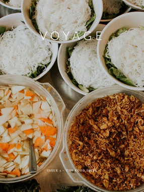 Issue 5: Food